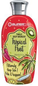 SuperTan - Tropical Fruit Deep Bronzer - 200ml Tingle-Selbstbräuner mit Anti-Aging