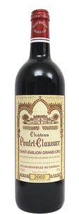 Château Pontet Clauzure Saint Emilion Grand Cru AOC 2014 (1 x 0.75 l)