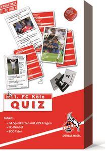 Teepe Sportverlag 22571 - 1.FC Köln Quiz