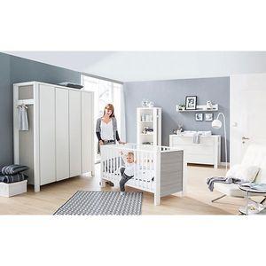 Schardt Spar Set Babyzimmer 4 Teilig Milano Pinie Extrabreit