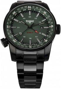 Traser H3 109525 P68 Pathfinder GMT 46mm 10ATM