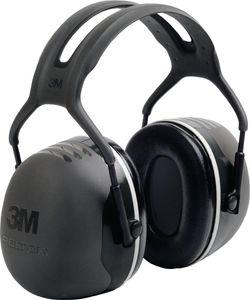 3M Gehörschutz X5 Kapseln schwarz EN352-1 SNR 37db - X5A
