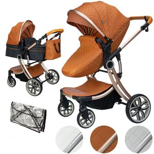 Juma 2 in 1 Kinderwagen ohne Babyschale | Marron