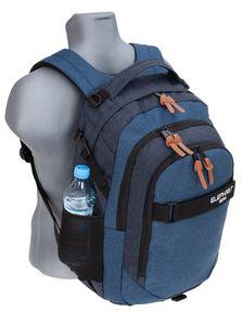Schulrucksack Elephant Hero Signature Rucksack Jungen Mädchen Schulmappe backpack 12723 Two Tone Blau