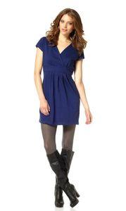 Chillytime Kleid m. Raffungen, blau Kleider Größe: 44