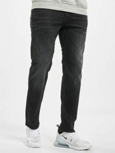 Jack & Jones Herren Loose Fit Jeans jjiChris jjRex Jos 221 Loose Fit in schwarz Jack & Jones