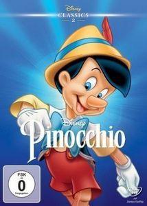 Disney - Pinocchio [DVD]