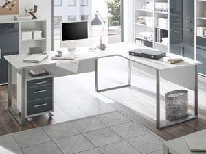 """Winkelkombination Bürotisch Schreibtisch Computertisch Büromöbel """"Olivia I"""""""