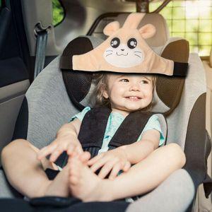 Autositz Kopfstütze Gurtband Band Schlafen Kopfhalterung Einstellbare Kinder— QingShop