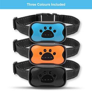 Anti-Bell Hunde Halsband Ton Vibration OHNE SCHOCK SPRAY für Hunde