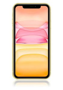 Apple iPhone 11 , Farbe:Gelb, Speicherkapazität:128 GB