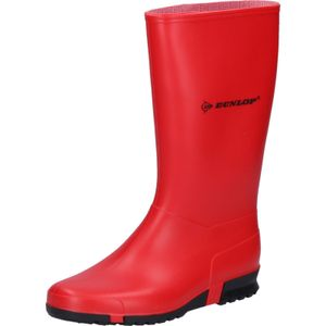 Dunlop Stiefel Sport rot/schwarz Gr. 40