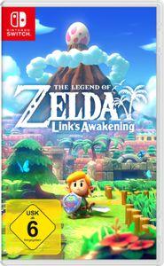Nintendo Spiel - The Legend of Zelda: Link´s Awakening [SWI]