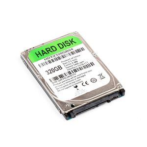 2,5 Zoll mechanische Festplatte SATA III-Schnittstelle Laptop-Festplatte 320 GB 8 MB Cache 5400 U / min Geschwindigkeit Festplatte fuer Laptop