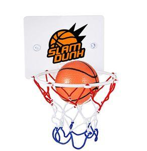 Kinder Basketballkorb, Kinder Mini Basketballkorb Spielzeug Saugen Wand Basketball Ständer Kinder Basketball Kleinkind Spiel mit Pumpe Sport Spielzeug Set