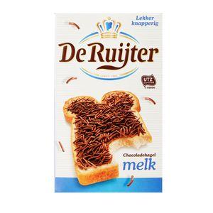 De Ruijter Hagelslag Melk Vollmilchschokolade Streusel 380g
