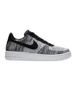 Nike Air Force 1 Flyknit 2.0 - black/pure platinum-black-white, Größe:7