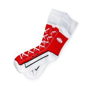 Sneaker Socken, Lustige Socken mit Motiv, Motivsocken, Bedruckte Socken, Ausgefallene Socken, Witzige Strümpfe