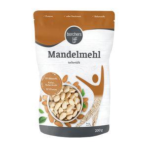Premium Mandelmehl | teilentölt | 200g
