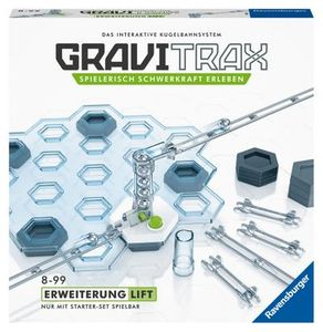 GraviTrax Lift: Das interaktive Kugelbahnsystem