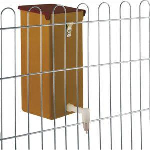KERBL Spezial-Tränkeflasche 1000 ml, Kunststoff