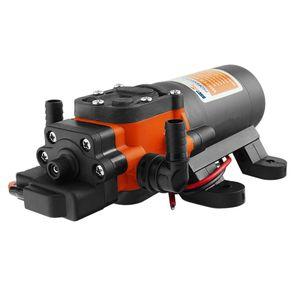 Boot 12V Wasserpumpe Membran Pumpe Selbstansaugende Pumpe mit Automatischem Druckschalter