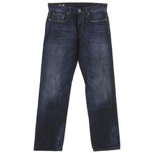 23313 G-Star, Loose,  Herren Jeans Hose, Denim ohne Stretch, darkblue, W 30 L 34