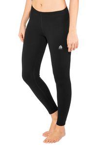 Aclima Warmwool Lange Unterhose Damen jet black Größe M