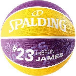 Spalding NBA Player Basketball, Ballgröße:7, NBA Player:LeBron James