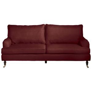 Max Winzer Passion Sofa 3-Sitzer (2-geteilt) rot