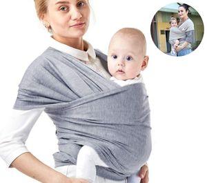 Babytragetuch Kindertragetuch Babybauchtrage Sling Tragetuch für Baby Neugeborene Innerhalb