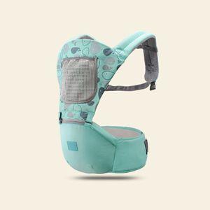 Ergonomische Babytrage(Babytrage Kindertrage Bauchtrage Rückentrage) für Säuglinge für Kinder von 0-3 Jahren Leichtes Tragen  baby Carrier