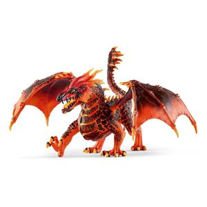 Schleich Eldrador Creatures Spielfigur Lavadrache
