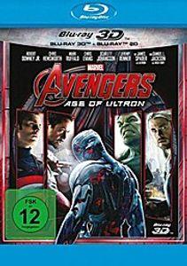 Avengers: Age of Ultron (BR) 3D2D 2Dis Min: 146DD5.1WS