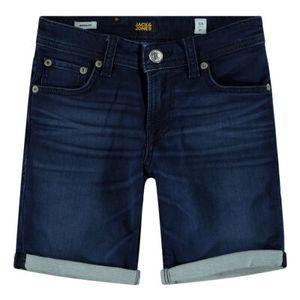 Jack & Jones Jungen Shorts-Bermuda in der Farbe Blau - Größe 170