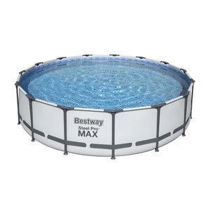 "Bestway Frame Pool ""Steel Pro™"" Set 457x107 cm  - rund  - 14.970 l; 56488"