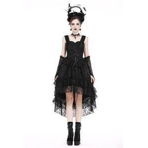 Dark In Love Cocktailkleid - Lolita Lace L