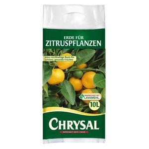Chrysal Erde für Zitruspflanzen - 10 Liter