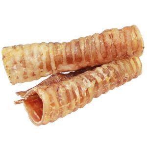 Schecker Rinderstrossen 1kg Rinder Strossen Trachea Luftröhre Sie sind reich an Bindegewebe, Fleisch und Knorpel