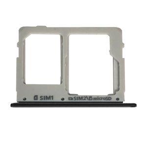 Sim Karten Halter für Samsung Galaxy Tab S5e T720 10.5 Schwarz Card Tray Reparatur Ersatzteil