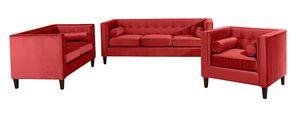 Max Winzer Jeronimo Sessel - Farbe: ziegel - Maße: 99 cm x 85 cm x 80 cm; 2962-1100-2044276-F07
