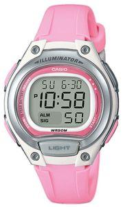 Casio Kinder Armbanduhr LW-203-4AVEF Digital
