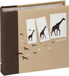 Maxialbum Greenearth 31,5x30,5 cm braun