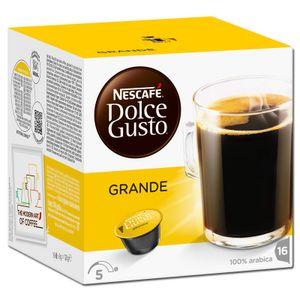 Nescafé Dolce Gusto Grande | 16 Kaffeekapseln