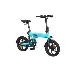 HIMO Z16 E-Bike Klapprad Elektrofahrrad Fahrrad 250W 36V 10AH Lithium Akku 25km/h Citybike, Blau