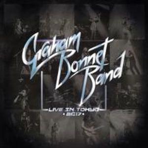 Bonnet, G: Live In Tokyo 2017 (CD+DVD)