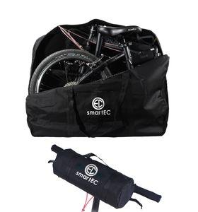 smartEC Tragetasche / Transporttasche für 20 Zoll Falt Räder / E-Bike