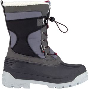 Winter-grip Schneestiefel Sr Canadian Explorer Anthrazit/Schwarz/Bordeaux/Hellgrau Winter-Schuhe, Größe:41