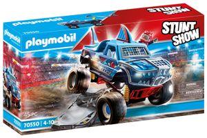 PLAYMOBIL Stuntshow 70550 Stuntshow Monster Truck Shark