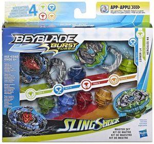 Beyblade Burst Singleshock Master Set Luinor L4 Hercules